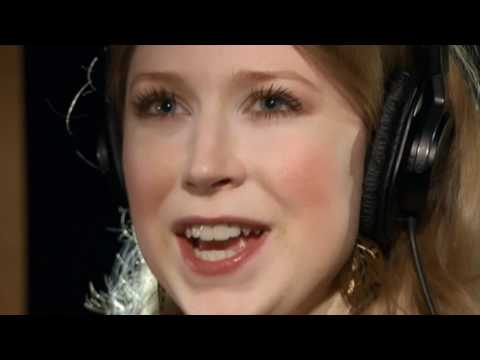 RWC 2011 Official Song - Hayley Westenra Recording World In Union