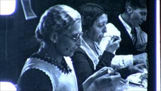 Otto and Anna Falk in Scribner, Nebraska, 1935