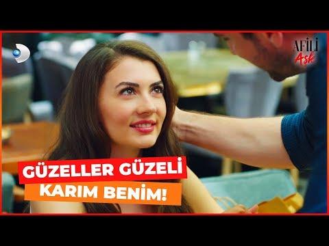 Kerem ve Ayşe'nin Karı-Koca Oyunu - Afili Aşk 5. Bölüm
