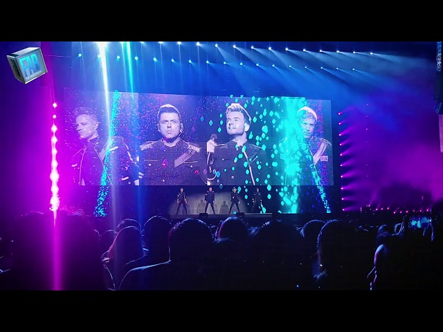 Westlife Bangkok exclusive trip from Fab 103
