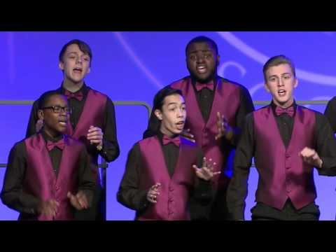 Cleveland Heights Barbershoppers - Five Minutes More (Midwinter 2016)