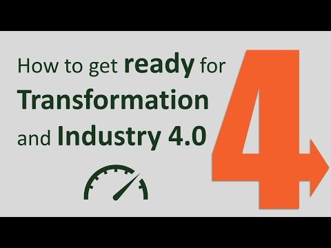 How to get ready for industry 4 and transformation? | Thomas Wittig |  WITTIGONIA