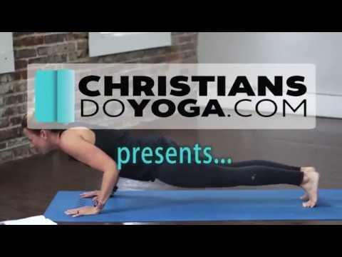 Christian Yoga 10 Day Holy Yoga Challenge - ChristiansDoYoga.com