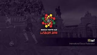 Praça do Comércio - World Cup Launch Video | International Socca Federation