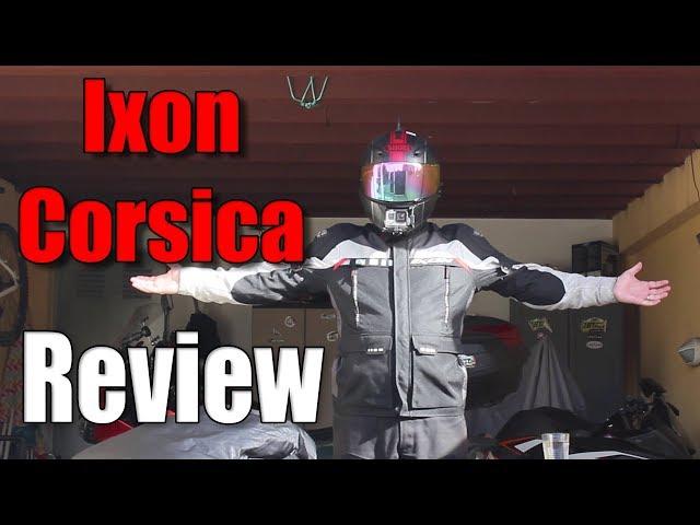 Ixon Corsica Jacket Review