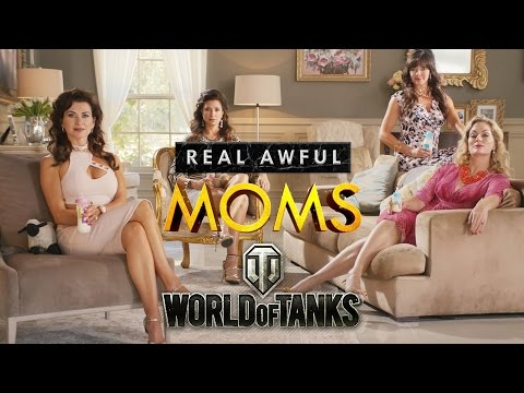 World Of Tanks 2017 Super Bowl Commercial Real Awful Moms