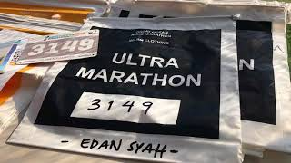 Edan Syah at The Great Ocean Road Running Festival 2018 | MY GORRF 60KM RUNNING DIARY (PART 3)
