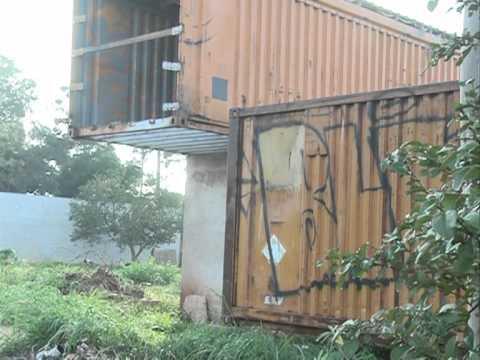Casas contenedores alternativa moderna y econ mica para for Casa moderna economica
