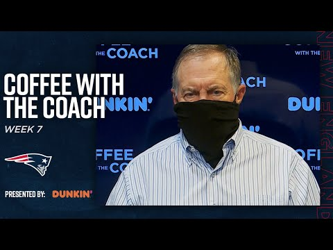 [Patriots] Bill Belichick on When to Go for Two Point Conversion | Coffee with the Coach