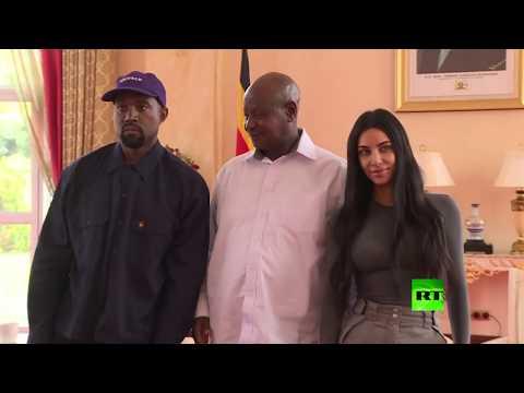 تعرف على هدية كيم كارداشيان وزوجها للرئيس الأوغندي  - نشر قبل 42 دقيقة