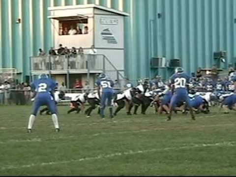 2004 Garden Plain Football vs. Wichita Independent