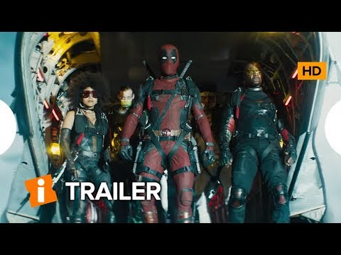 Deadpool 2 | Trailer Legendado | Deadpool Conhece Cable