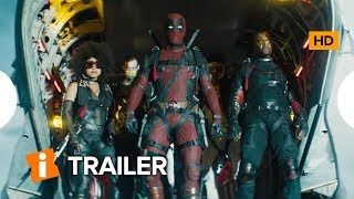 Deadpool 2 | Trailer Legendado | Deadpool Conhece Cable