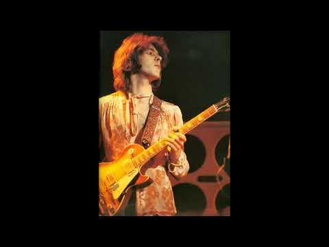 Can't you hear me nickin' - Lost 1970 guitar solo from Mick Taylor discovered!