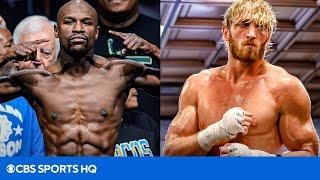 Boxing Expert on Floyd Mayweather vs Logan Paul | CBS Sports HQ
