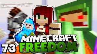 GEBURT VON PALETTENLP & REISE IN DIE WELT VON AURA! ✪ Minecraft FREEDOM #73   Paluten