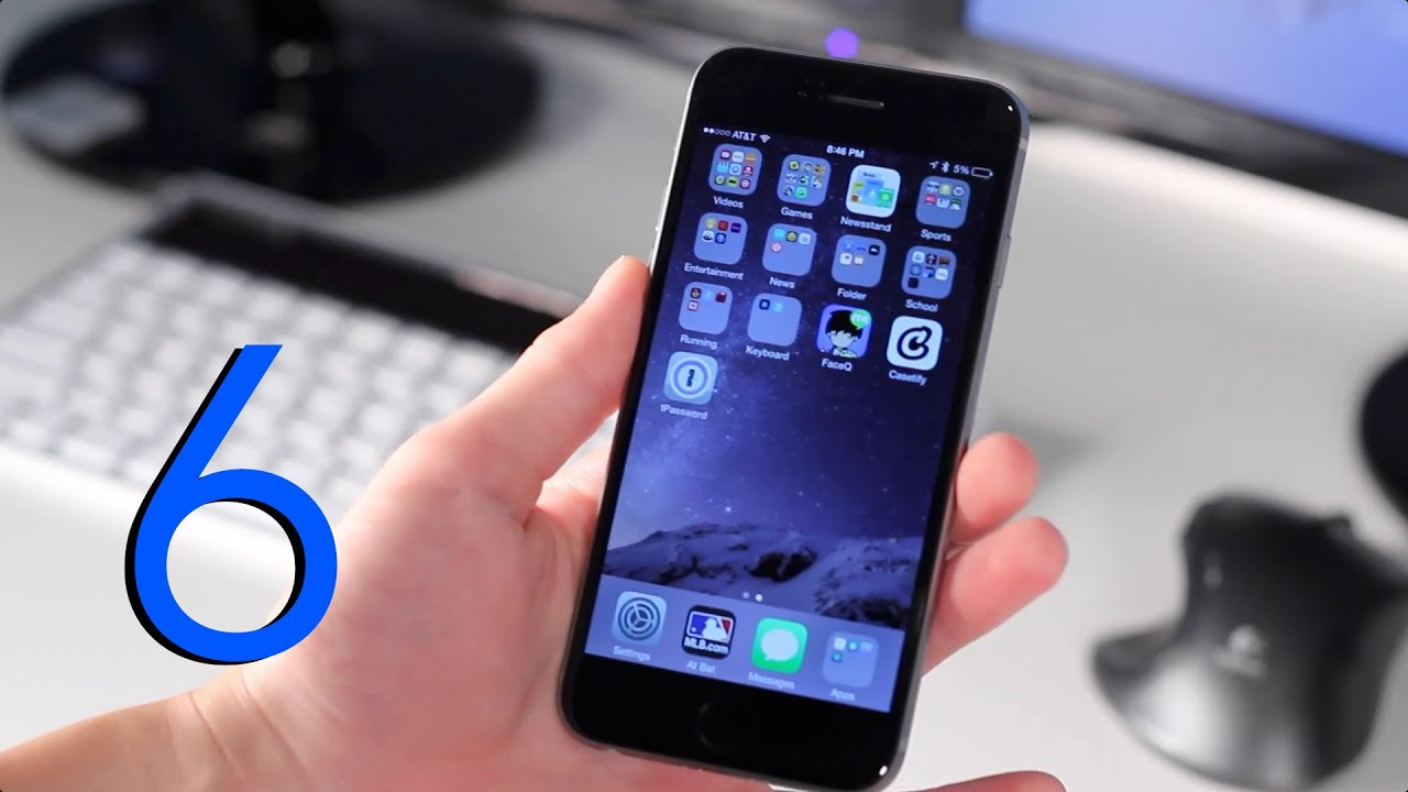 iphone 6 tips and tricks iphone 6 6 tips and tricks 17590
