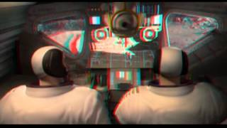 Apollo 11 Mission 3D Animation