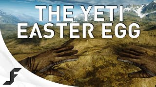 Battlefield 4 Yeti Easter Egg!