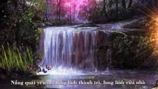 GIOT LE  THIEN THU - khanh ly & tran thu ha