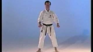 Heian Shodan Enoeda Sensei