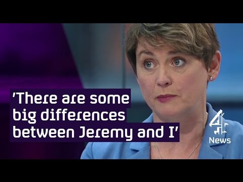 Yvette Cooper on Jeremy Corbyn and the Iraq War