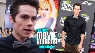 Video Dylan O'Brien Interview - 2013 MTV Movie Awards download MP3, 3GP, MP4, WEBM, AVI, FLV Oktober 2017