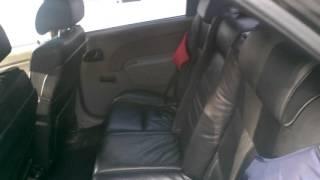 Комфортні сидіння BMW 7 Серії E38 в RENAULT LOGAN