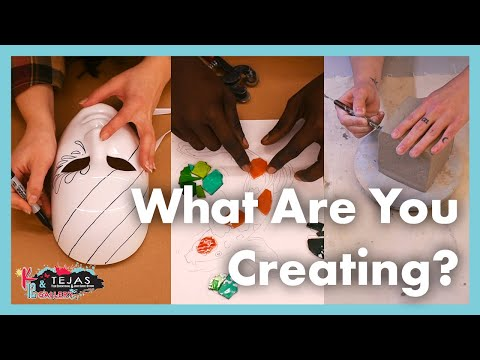 What Are You Creating? Featuring Artists at K12 Gallery