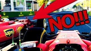 Non può essere vero! Era quattordicesimo?!? - F1 2017 Carriera Ferrari