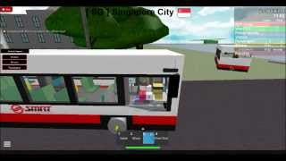the ghostly bus of roblox