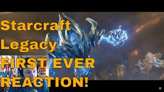StarCraft II - Legacy Of the Void - HD Cinematic - TRAILER REACTION