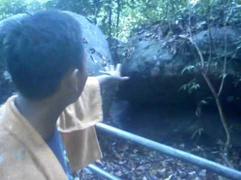 joe: part 18 mandi di kolam puteri gunung ledang