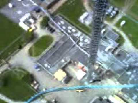 Wenvoe transmitting mast.