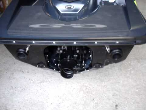 PERFORMANCE MARINE SWEDEN RXP dual exhaust