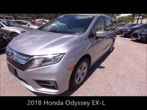 Honda Of Fort Myers >> Used 2018 Honda Odyssey Ex L Near Fort Myers And Cape Coral
