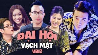 """Trấn Thành - """"ông Trùm"""" VẠCH TRẦN mọi mối quan hệ THẦM KÍN showbiz Việt"""