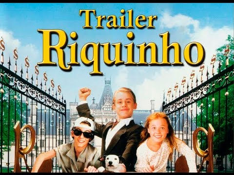 Trailer do filme Riquinho