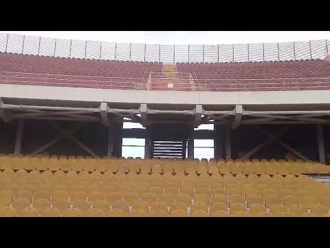 Accra sports stadium renovation