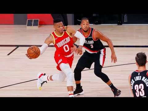 How Can Russell Westbrook, Rockets Break the Harden Trap?