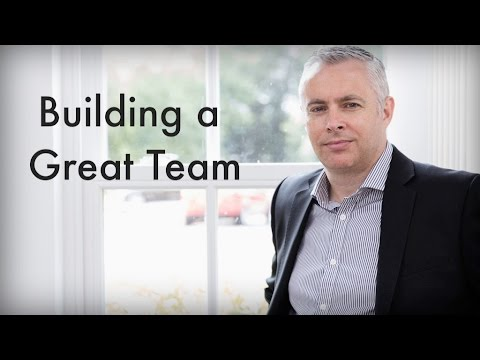Building a Great Team - Aim consulting - John Castle