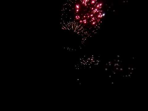 Fireworks at southern new mexico speedway