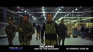 SICARIO : Day of Soldado TVC