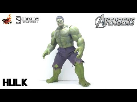Video Review of the Hot Toys: Hulk from The Avengers