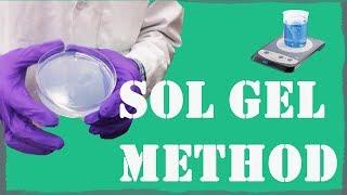 Sol-gel Method/preparation Of Zno Nano-powder Using Sol-gel