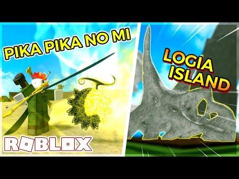 ĐẢO MỚI VỚI QUÁI HỆ LOGIA - PIKA PIKA NO MI SHOWCASE | One Piece Millenium (Roblox)