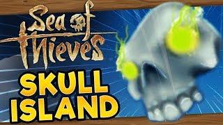 Skull Island   Sea Of Thieves #1