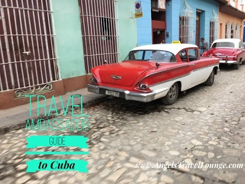 Travel Ambassador Guide to Cuba (Teaser)