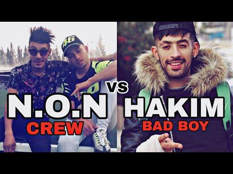 SkanDer LeGacY X L'Joke Freestyle - lyrics - Clash Hakim Bad Boy