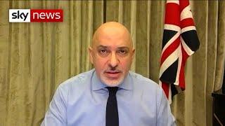 COVID-19: Minister defends UK border despite Brazil 'variant of concern'